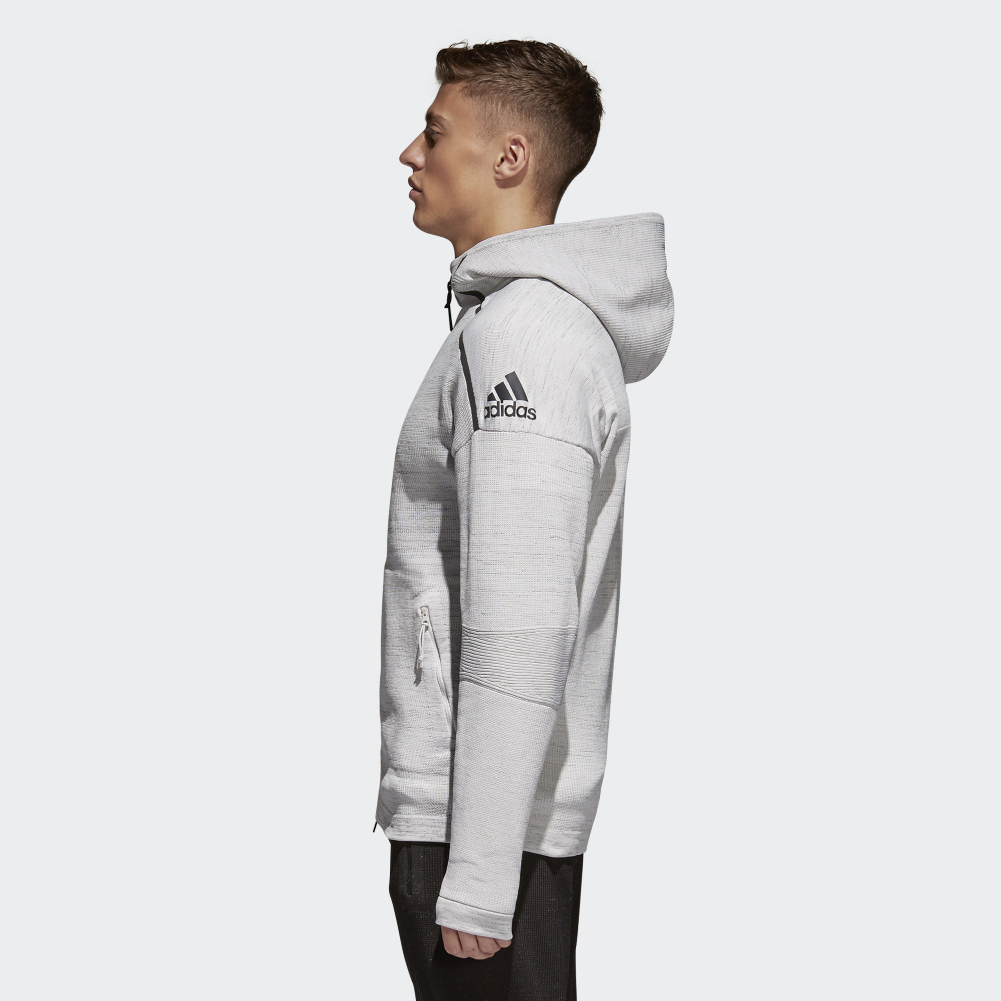 Adidas Z.n.e. Primeknit Hoodie | Shoppa Online | Afound