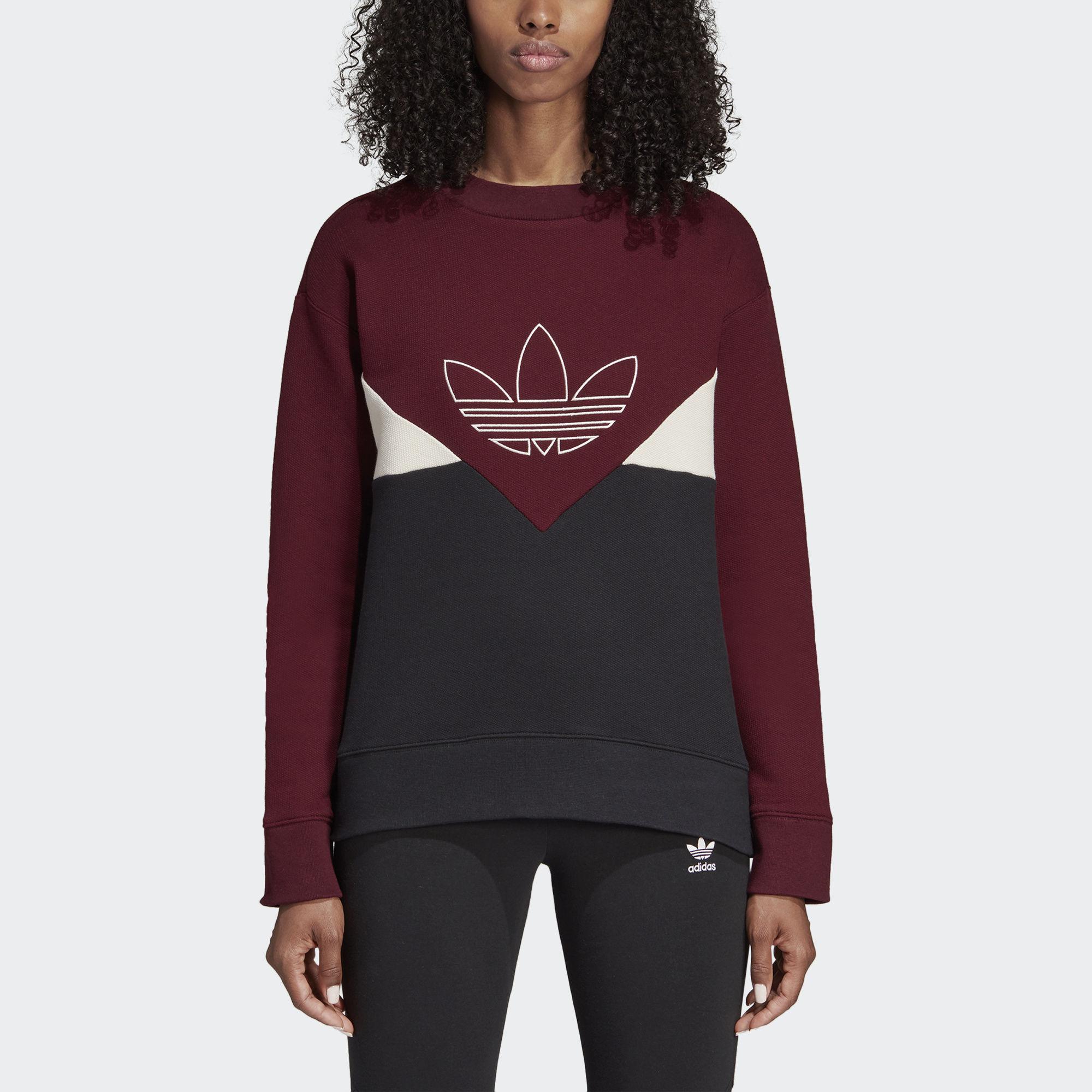 clrdo adidas sweatshirt