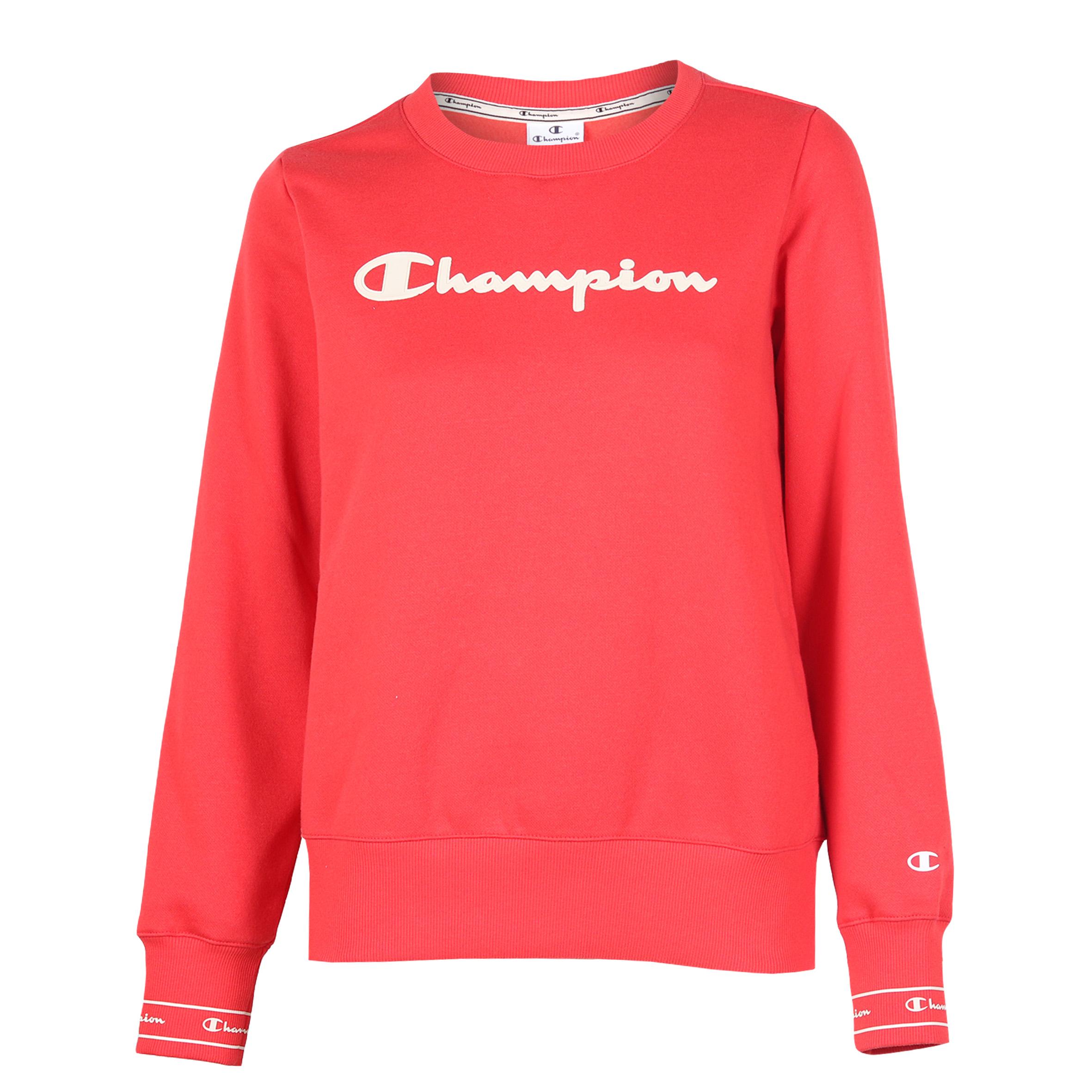 Crewneck Sweatshirt Poppy Red bis zu 70 % | AFOUND