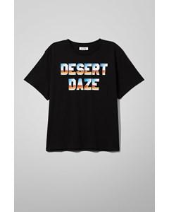 Box T-shirt Black