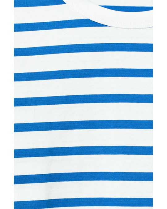 Weekday Kate Striped Long Sleeve Blue