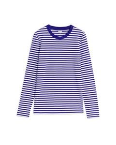 Ls T-shirt Blue