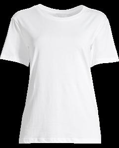 Basic Tee Women  White