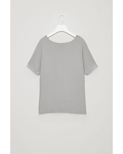 Silk Top Grey