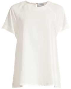 Trapeze Tunic Off White