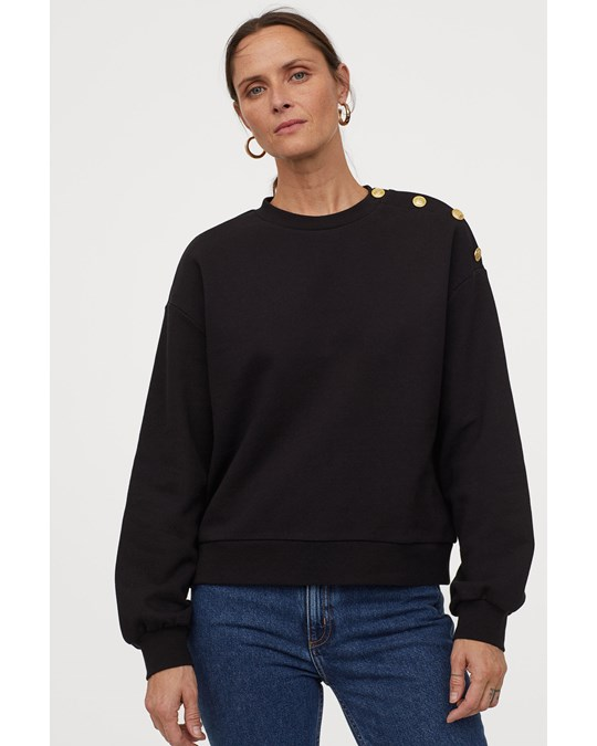 H&M Tyrion Sweater Black