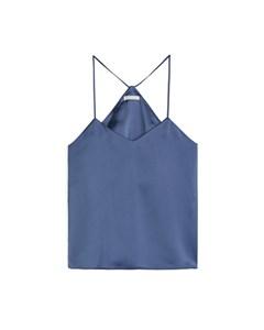 Strap Top Blue