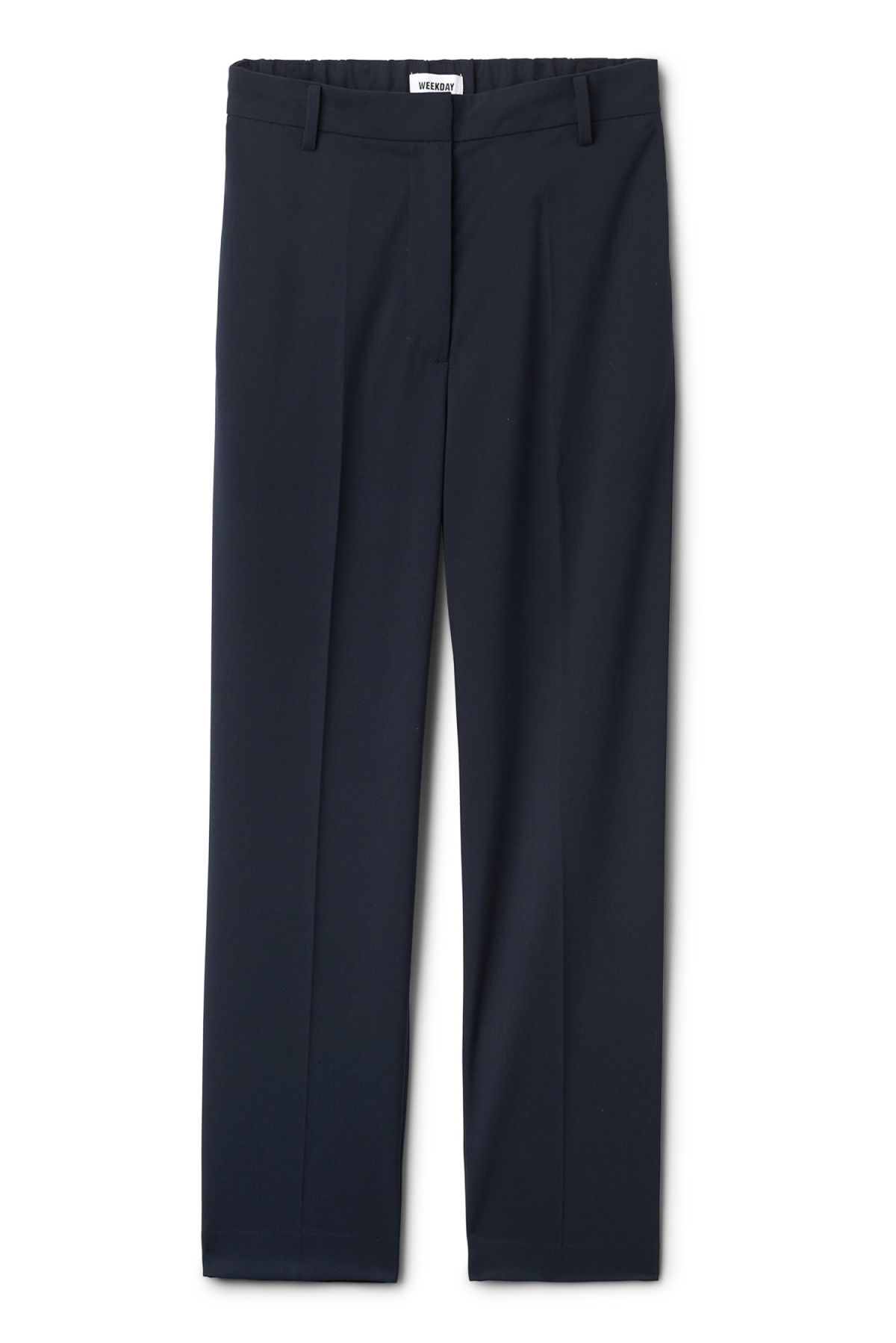 f79e8b609c79 Shoptagr | Weekday Tailored Trousers Blue by Weekday