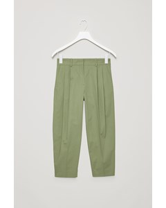 Ca E Patrique Trousers Khaki