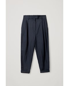 Soft Trousers Blue