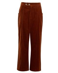 Meghan Pants Rust
