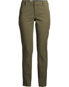 Sophia Cotton Stretch Trouser Olive Drab