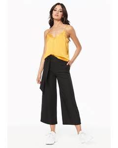 Jessie Wide Pants Black