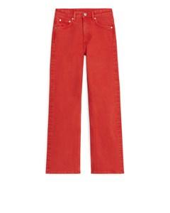 Trousers Orange
