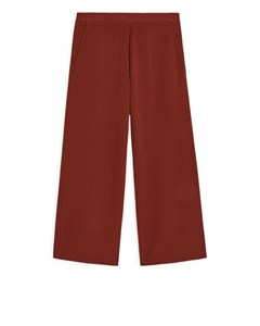 Trousers  Orange
