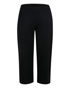 Kajuliane Wide Pants Black Deep