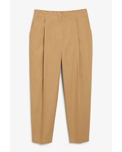 Mona Trousers Beige