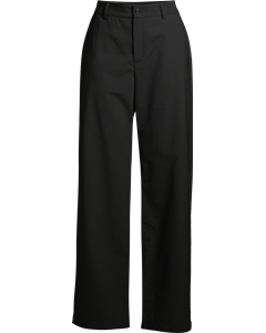 Loose Trousers Black Suit