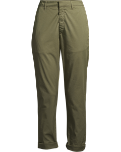 News Trousers Khaki Green