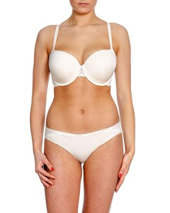 Calvin Klein Bh Lightly Lined Balcon Ivory