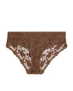 Underwear Bottom Brown