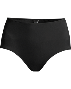 Microfibre Highwaist Briefs Black