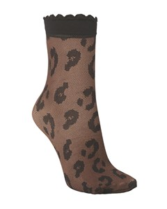 Dagmar Big Leo Sock Black