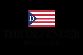 The Defender logo