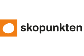 Skopunkten logo